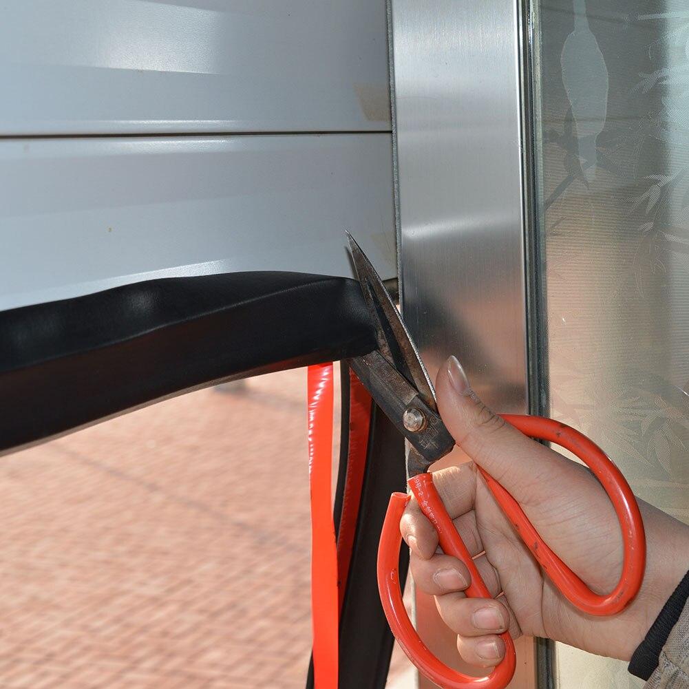 6m puerta de garaje inferior burlete tira de sellado de goma Puerta de reemplazo sello inferior AI88
