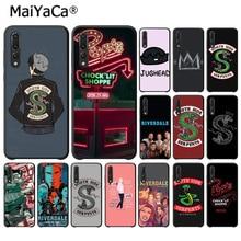 MaiYaCa Riverdale South Side Serpents Neu Telefon Fall für Huawei P10 plus 20 pro P20 lite mate9 10 lite ehre 10 view10