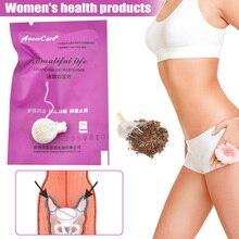 New Arrival 12 Pcs Vaginal Cleansing Pearls Womb Detox Healing Vaginal Detox Pearls DC88 for women beautiful life