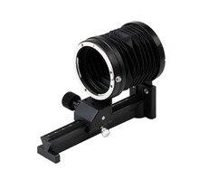 Macro Extension/Falten Faltenbalg mount adapter ring Für Nikon d3200 d7200 d7100 D700 D300 D90 D80 D3 D7000 D5100 kamera objektiv