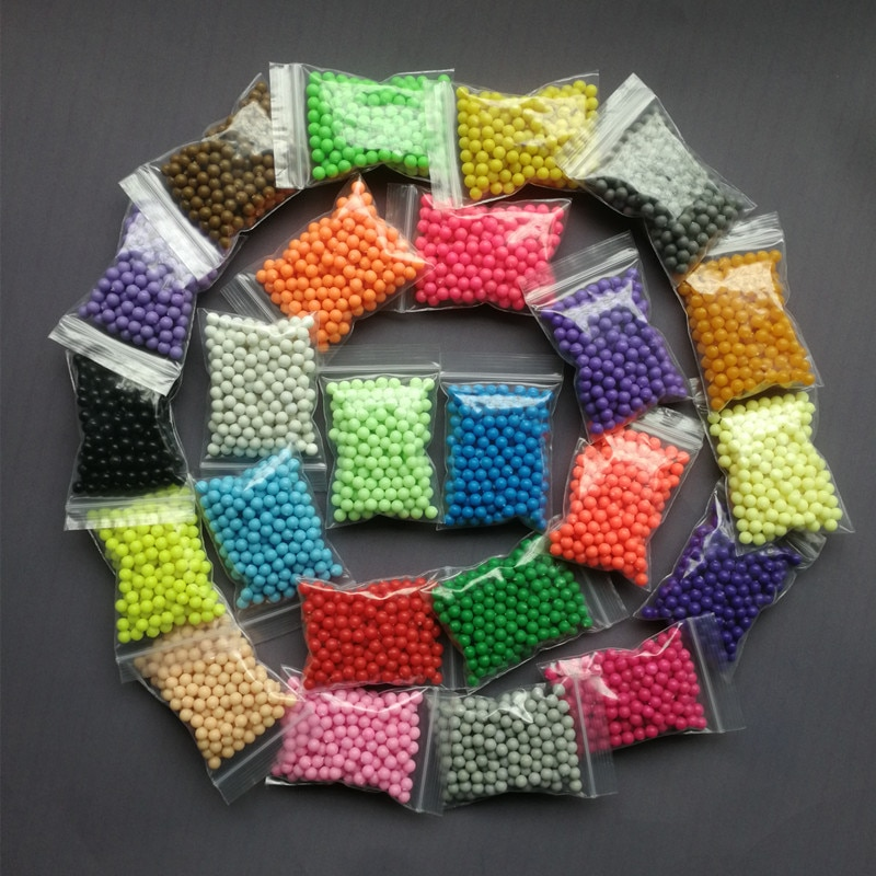 Juguetes rompecabezas 3d para niños, cuentas en aerosol Speelgoed, 24 colores, agua pegajosa, rompecabezas, agua, juguetes educativos 200 unids/bolsa Jouet