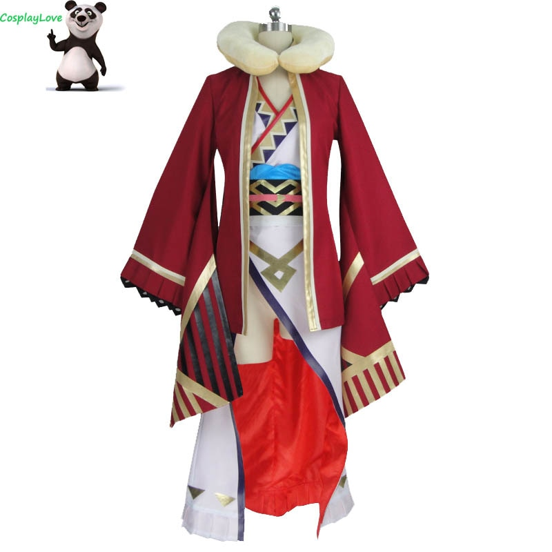 CosplayLove Fire Emblem Heroes Camilla New Year Traveler Ver. Outfit Dress Cosplay Costume Custom Made For Christmas Halloween