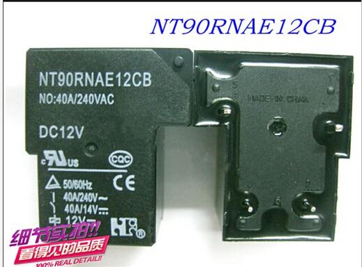 HOT NEW NT90RNAE12CB DC12V NT90RNAE12CB-DC12V NT90RNAE12 90RNAE12CB 90RNAE12 12VDC 12 V DIP4 Nasiont