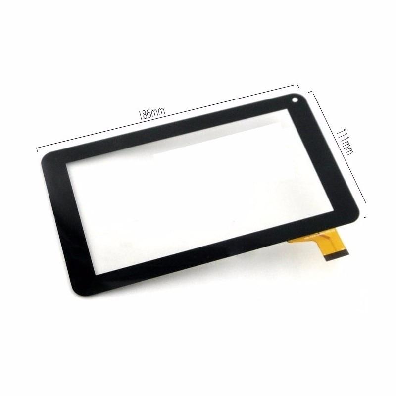Novo painel de sensor de vidro digitalizador para tela touch com 7 modos de toque, para m7s, dual quad core/positivo t710