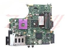 Pour hp 4410 s 4510 s 4710 s ordinateur portable carte mère ddr2 574510-001 gm45 6050a2252601-mb-a03 livraison gratuite 100% test ok