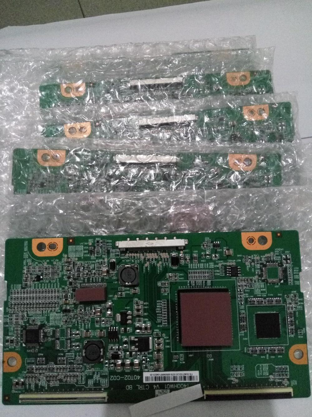LCD مجلس T400HW01 V4 40T02-C02 المنطق مجلس T-CON ربط مع ربط المجلس