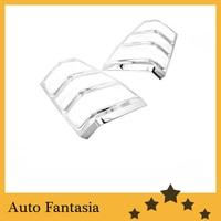 Chrome Tail Light Cover for Suzuki Grand Vitara 05-12-Free Shipping