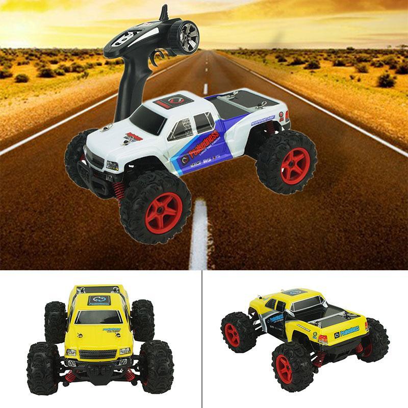 Coche RC de alta velocidad de 40 KM/H 124 2,4 Ghz totalmente proporcional RC coche Radio Control recargable todoterreno RC coche de juguete para niños mejor regalo