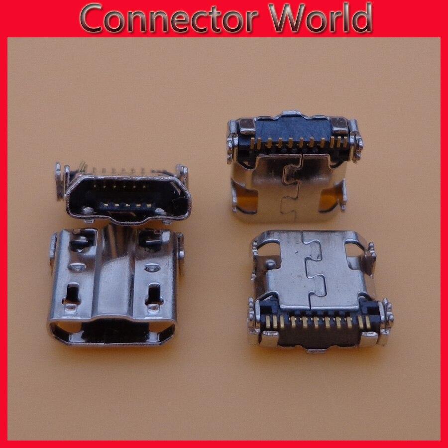 5-1000 pçs/lote porta usb da doca de carregamento micro mini jack conector do soquete para samsung note 2 n7105 i317 t889 sgh-i317 sgh-t889 telefone