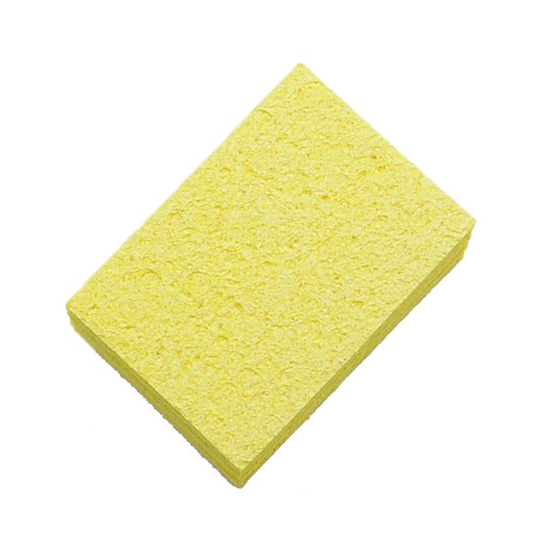 5 / 10buc burete galben de curățare, mai curat pentru sudură - Echipamente de sudura - Fotografie 6
