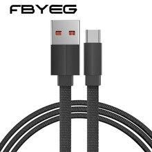 Câble Micro USB FBYEG 20 CM/1 M/2 M/3 M chargement rapide synchronisation des données chargement USB plat pour iPhone X XS MAX XR 8 7 6s Plus 5