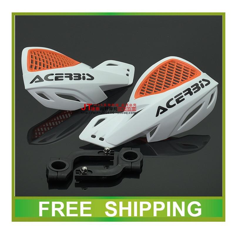 28mm handlebar moto cross 22mm hand guard EXC SXF YZF CRF KXF Pit dirt bike pit bike motorcycle accessories free shipping