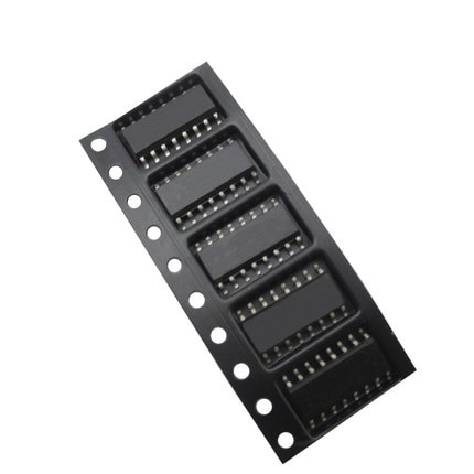 Original 10 uds/lote WCH CH340G CH340 SOP16 puerto serie USB IC.