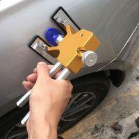 New Universal Car Dent Repair Puller Kit 18 Tabs Hail Removal Tool Auto Body Paintless Dent Lifter Repair Tool