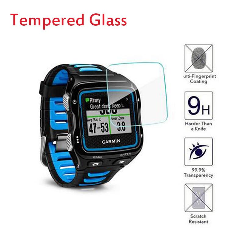 Закаленное стекло прозрачная защитная пленка для Garmin Forerunner 920 XT 920XT Смарт-часы усиленная полная защитная крышка для экрана
