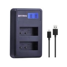 LP-E17 LP E17 LPE17 Batterij Dual USB Charger LCD Display voor Canon Camera EOS 750D 760D T6i T6s M3 Kus x8i 8000D