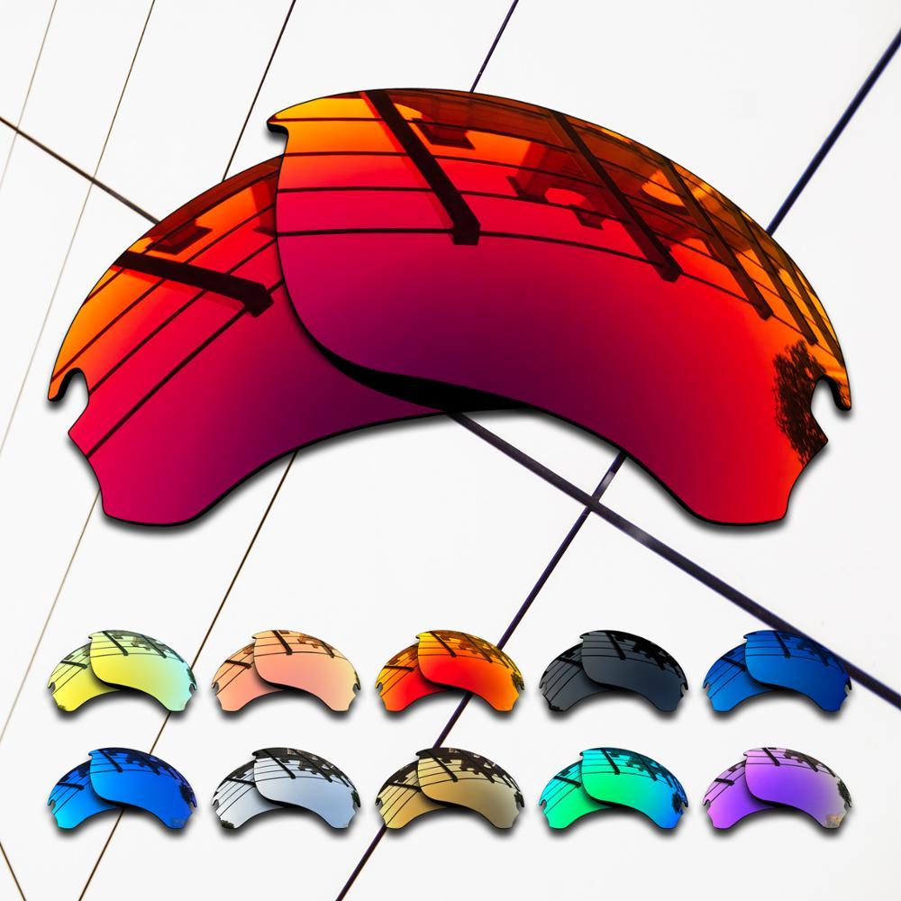 Оптовые E.O.S поляризованные Сменные линзы для Oakley Si скоростные солнечные очки к куртке-различные цвета