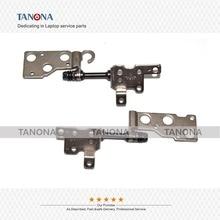 Nuevo y Original para Lenovo Ideapad 700-15 700-15ISK LCD portátil bisagras conjunto izquierdo set derecho