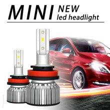 PEGASUS-phare de voiture H1 H3 H4   H11 H11 HB3 9005 HB4 9006 HIR2 9012 H16 6500K, phare antibrouillard Auto