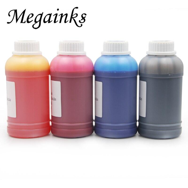Recharge dencre à colorant 250 ML pour Canon TS5040 G2400 G3400 MG2540 MG3040 MG5540 MG5740 IP7240 Pixma PIXUX série MAXIFY Kits dencre pour imprimantes