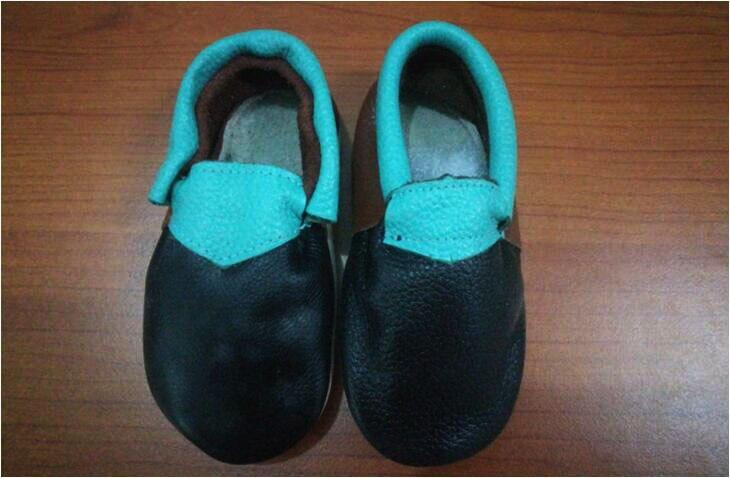 Большая акция для маленьких мальчиков и девочек обувь детская Мокасины мягкая