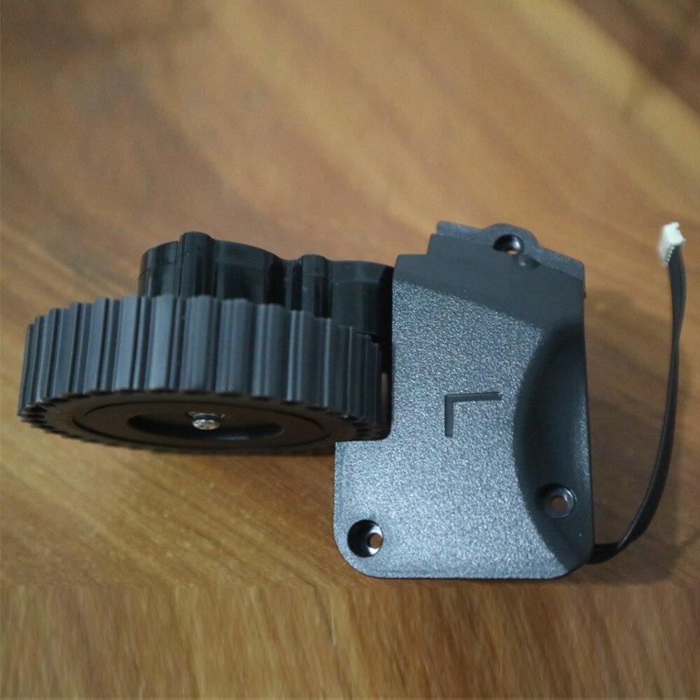 Запчасти для робота-пылесоса ilife A4 A4s A40 A8 T4 X430 X432 X431, запчасти для левого колеса
