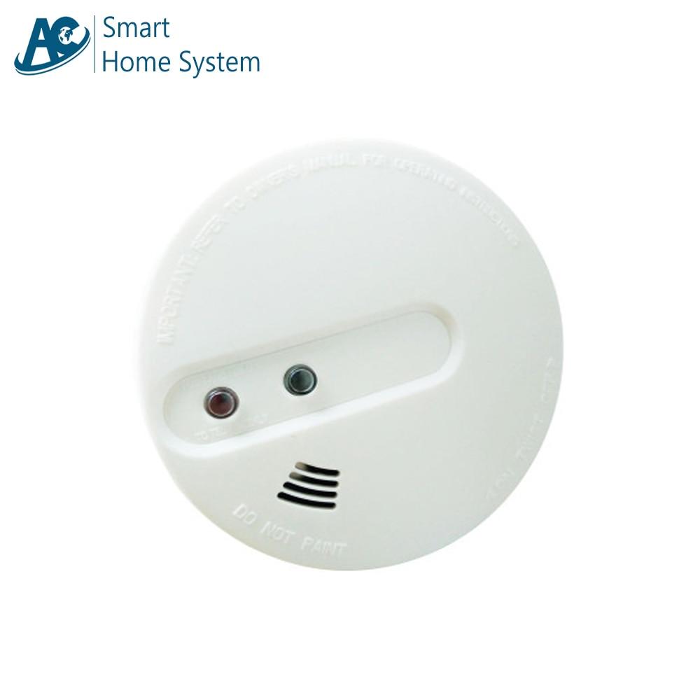 Wireless  Sensitivity Photoelectric Standalone Smoke Detector