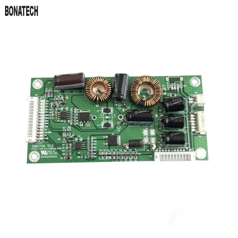 26-55 дюймовый светодиодный дисплей с универсальной подсветкой повышающая пластина для телевизора с постоянным током подсветка для вождения