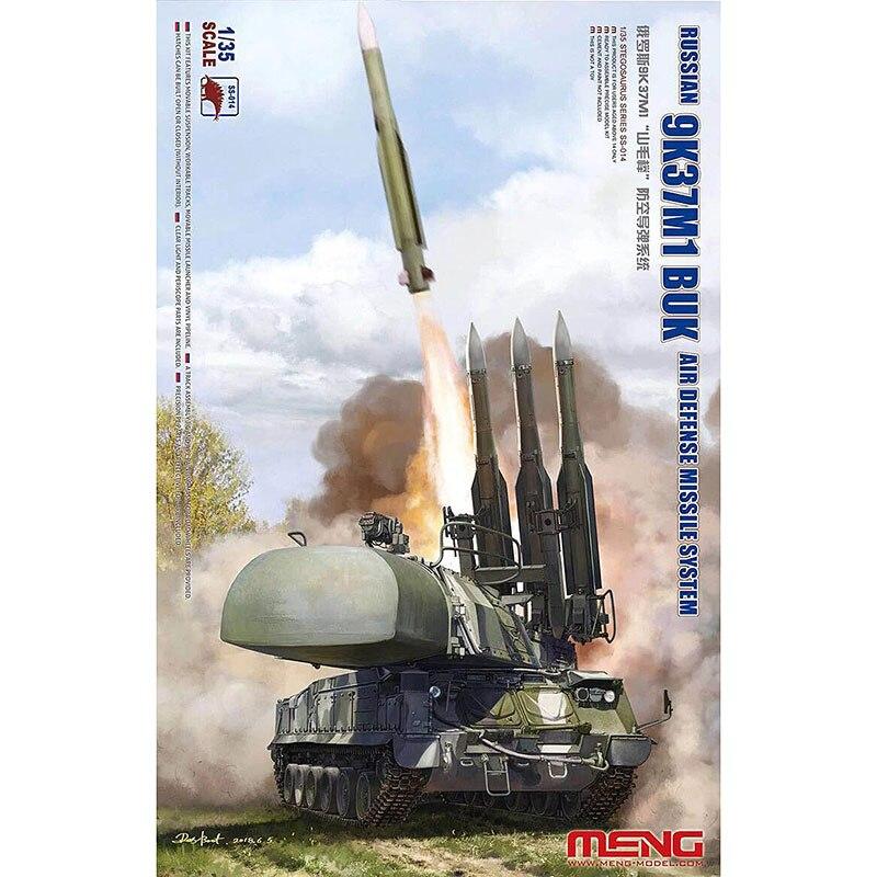 Modelo Meng SS-014 1/35 ruso 9K37M1 BUK sistema de defensa aérea nuevo en caja