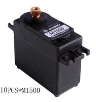 10pcs k power m1500 15kg torque metal gear analog waterproof servo on 18 buggy similar model mg996
