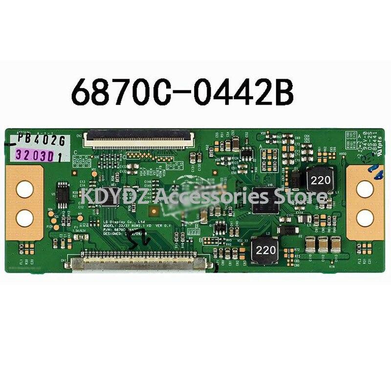Envío Gratis buena prueba T-CON junta para 32/37 ROW2.1 6870C-0442B pantalla LED32EC330J3D