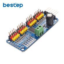 16 canaux 12-bit PWM/Servo Driver-I2C interface PCA9685 pour arduino ou Raspberry pi bouclier module servo bouclier