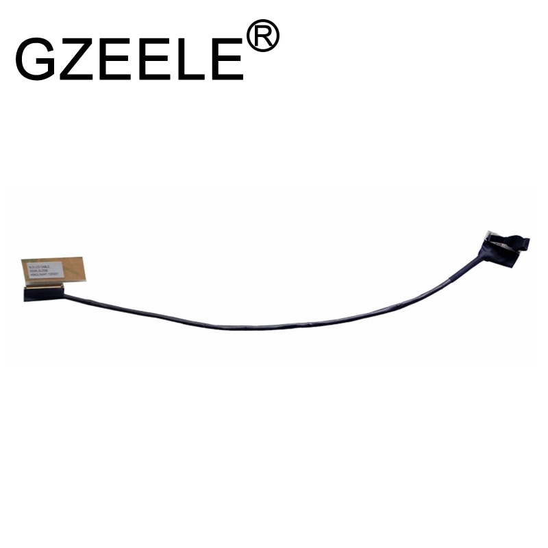 GZEELE new FOR Lenovo IdeaPad Z370 Z370A LCD cable DD0KL5LC000 DD0KL5LC010 DD0KL5LC030 laptop notboo
