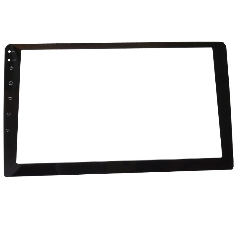Car Tempered Glass Protective Film Sticker for TEYES CC2 9 inch Car Radio Multimedia Video Player Navigation GPS Android 8.1