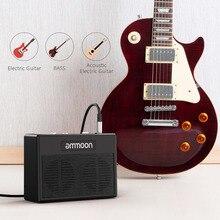 Ammoon POCKAMP amplificateur de guitare intégré multi-effets 80 rythmes de batterie prise en charge Tuner Tap Tempo fonction avec adaptateur secteur