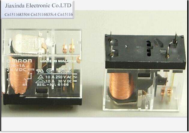 Caliente nuevo G2R-1A-24VDC G2R-1A 24VDC 24 V DC24V 10A DIP4