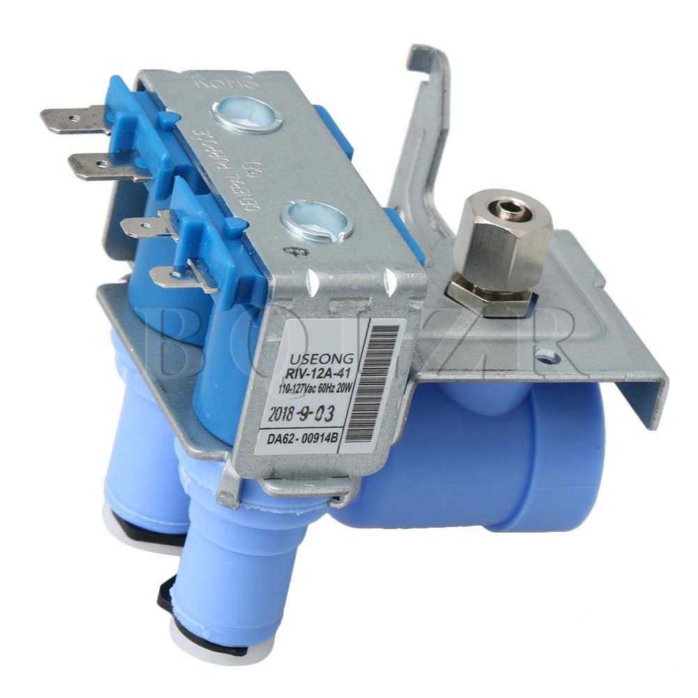 BQLZR DA62-00914B DA6200914B Plastic Metal Refrigerator Freezer Fridge Water Valve Replacement Parts