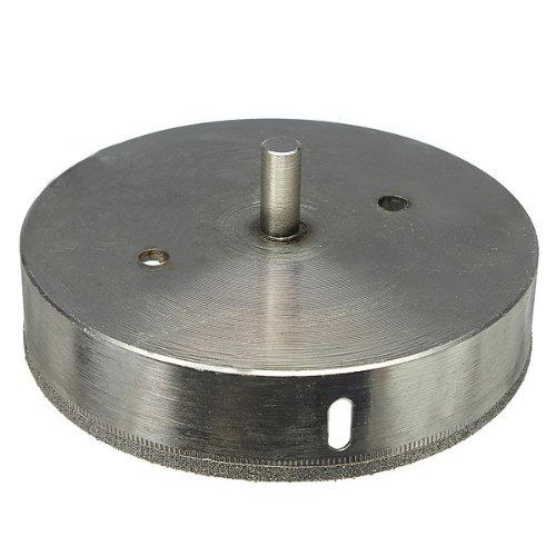 Diamond drill 125mm Diameter reamer Trepan broach for Ceramic Glass Sandstone Tile