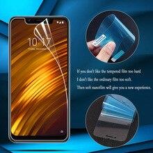 Nano Zachte Screen Protector Voor Samsung Galaxy A51 A50 A71 A30 A40 A60 A70 A80 A90 A20e A10e Een 50 30 2019 Beschermende Film Case