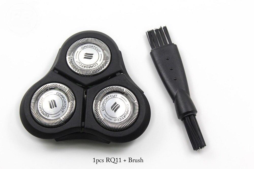 Navaja de afeitar RQ11 hoja de afeitar la cabeza para Philips RQ11 RQ1150 RQ1180 RQ1160CC RQ1131 RQ1175 RQ1160 RQ1141 RQ1195 máquina de reemplazo