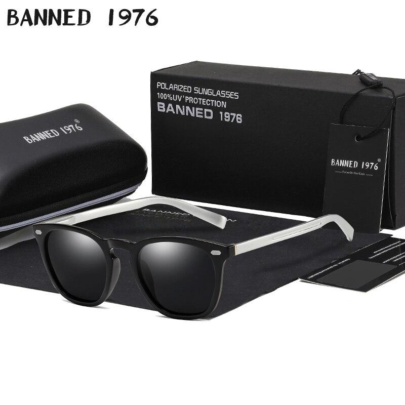 2019 tr quadro de alumínio perna alta qualidade óculos de sol polarizados óculos de sol das mulheres dos homens legal oculos para o homem masculino tons