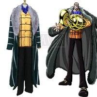 one piece shichibukai sir crocodile cosplay costume custom made any size