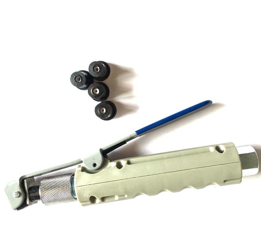 Pistola de chorro de arena portátil HOLDWIN SB10 SB20 con 4 boquillas de cerámica, herramienta de voladura neumática, pistola de chorro de óxido portátil