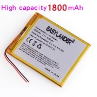 3 7v 1800mah 4g 15 4k 19 li polymer battery for pocketbook 614 615 616 624 626 for digma e628 r657 r659 battery touch lux 3