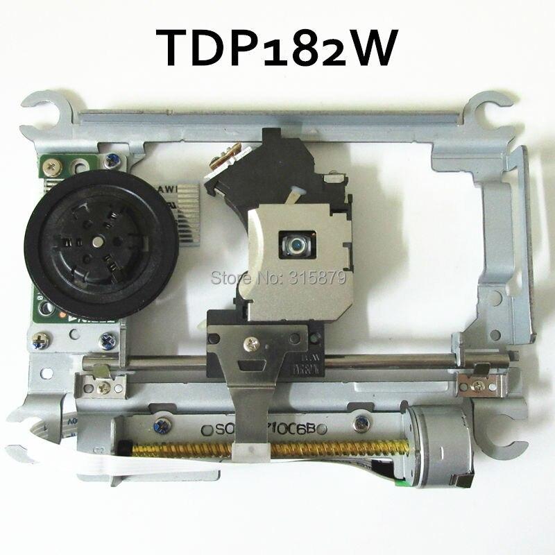 Оригинальный Лазерный Пикап TDP182W для SONY PS2, TDP 182 Вт, PVR 802 Вт с механизмом SCPH79000 77008