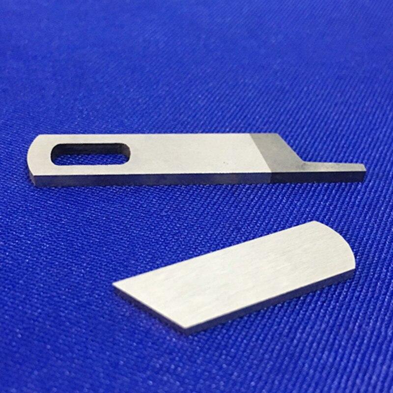 Верхний нож (#412585) + нижний нож (#412749), подходит для певиц BABYLOCK SERGER + more! AA7099
