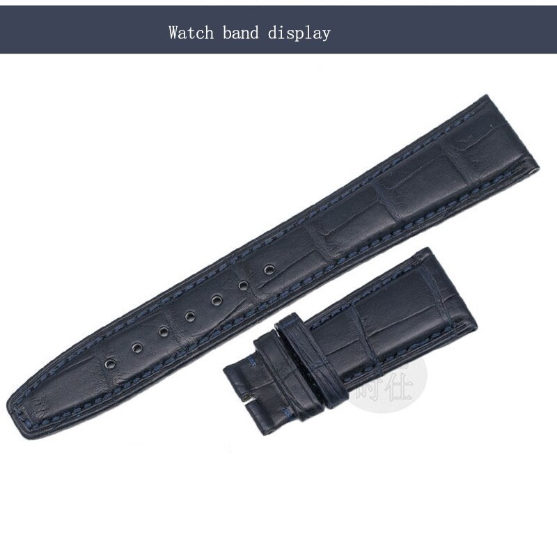 Applicable to all countries Portugal timing series American crocodile leather watch belt IW371446 enlarge