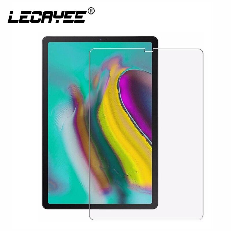 LECAYEE 0,28 мм передовое закаленное стекло для Samsung Galaxy Tab S5e 10,5 дюймов SM-T725 T720 Защитная пленка для экрана планшета HD