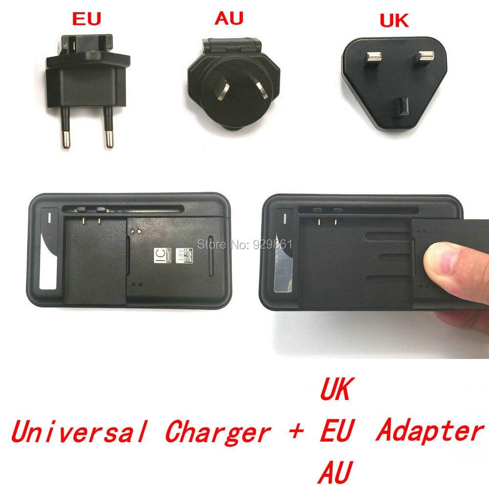 Universal USB de cargador de pared de batería para Lenovo A328/A328T A526 S860 A820 S890 A859 S820 S660 Cubot P7 P9