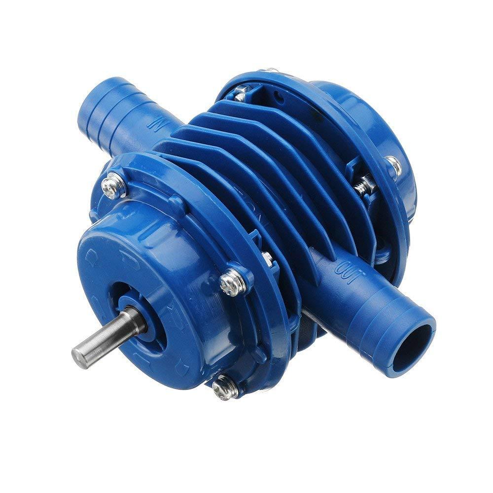Mini auto-absorção 25-50 l/min bomba de água do agregado familiar mini bomba de broca para acessórios elétricos da ferramenta elétrica da broca